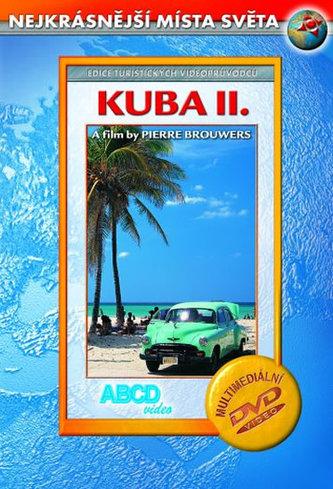 Kuba II. DVD - Nejkrásnější místa světa - neuveden