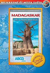 Madagaskar DVD - Nejkrásnější místa světa