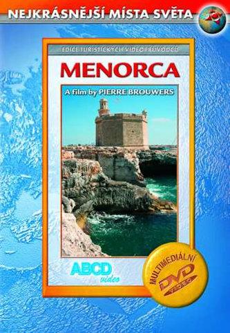 Menorca DVD - Nejkrásnější místa světa