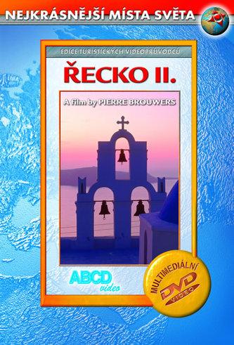 Řecko II. DVD - Nejkrásnější místa světa