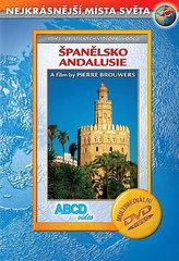 Španělsko - Andalusie DVD - Nejkrásnější místa světa