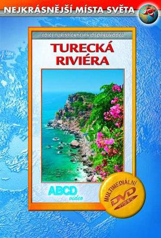 Turecká Riviéra DVD - Nejkrásnější místa světa
