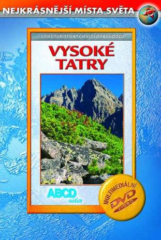 Vysoké Tatry DVD - Nejkrásnější místa světa