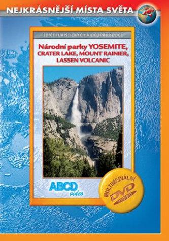 Yosemite DVD - Nejkrásnější místa světa