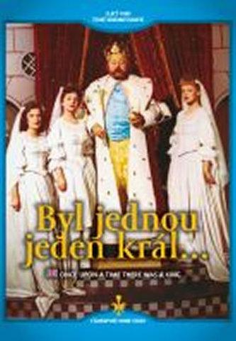 Byl jednou jeden král... - DVD (digipack)