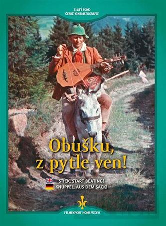 Obušku, z pytle ven! - DVD (digipack)