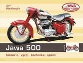 Jawa 500 - historie, vývoj, technika, sport