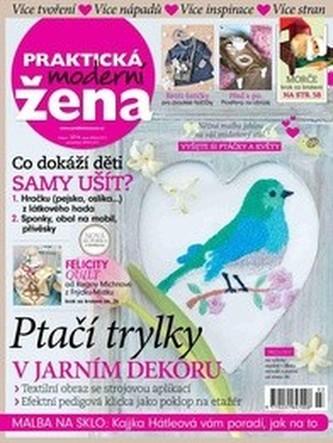 Vzorové číslo časopisu Praktická žena + sleva 240 Kč na roční předplatné