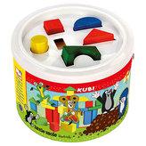 Krtek - Kostky v kbelíku