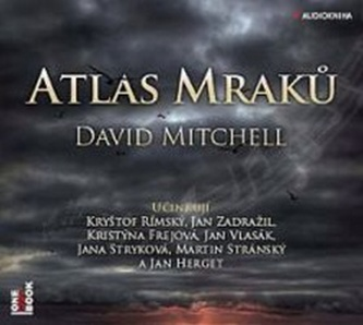 Atlas mraků - 2CDmp3 - David Mitchell