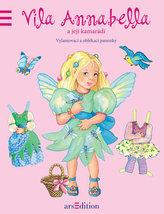 Víla Annabella a její kamarádi - Vymalovací a oblékací panenky