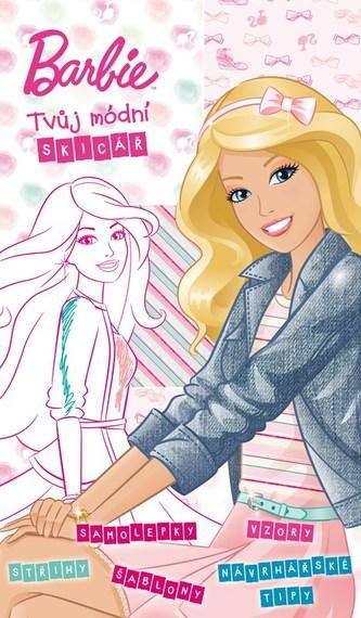 Barbie - Módní skicář