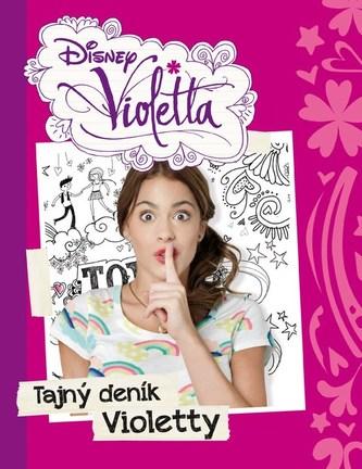 Violetta - Tajný deník Violetty - Elle D. Risco