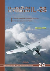Iljušin IL-28 v československém vojenské