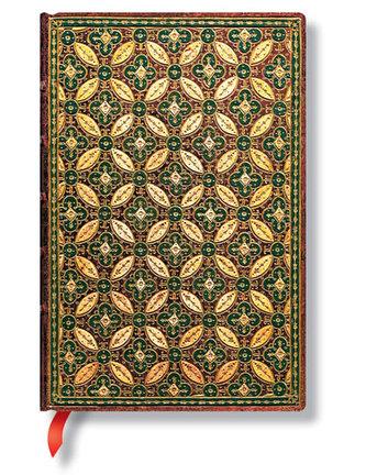 Zápisník - Mosaique Safran Mini 95x140 Lined