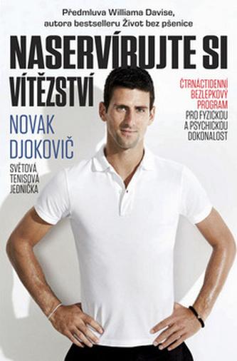 Naservírujte si vítězství - Novak Djokovič