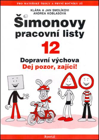 Šimonovy pracovní listy 12 nv. - Klára Smolíková