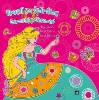 Kresli so špirálou Čarovné princezné