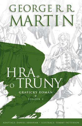 Hra o trůny komiks 2 - George R. R. Martin