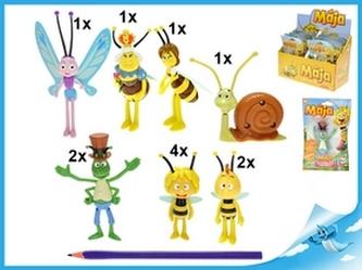 Včelka Mája Postavičky 12 ks v krabičce