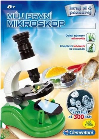 Můj první mikroskop