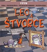 Leo a štvorce