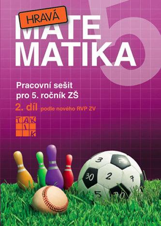 Hravá matematika 5 II. díl