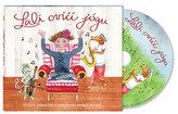 Lali cvičí jógu - Hravé písničky s popisem cviků uvnitř - CD