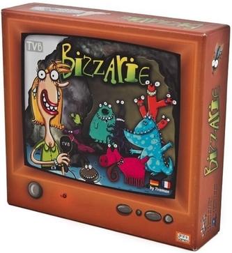 Bizzarie - společenská hra