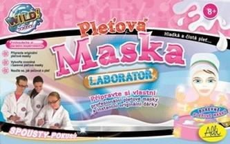 Pleťová maska Laboratoř