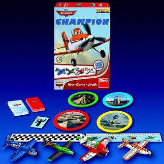 Letadla - Champion - hra