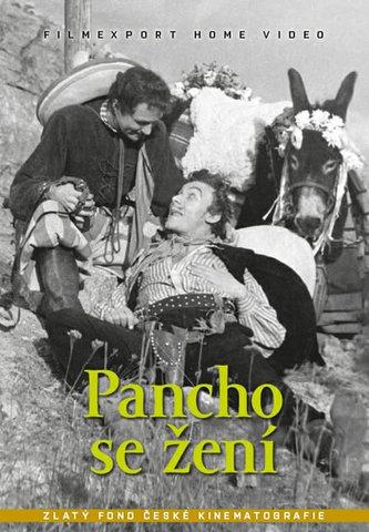 Pancho se žení - DVD