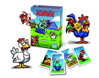 Kurník - Karetní hra