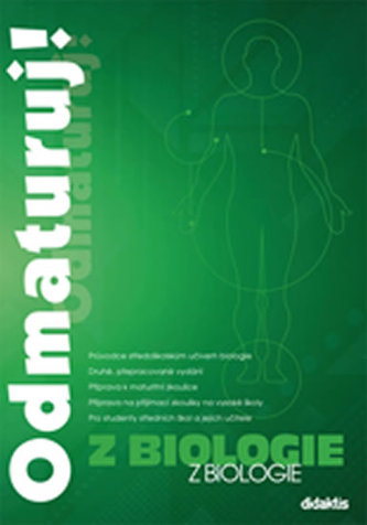 Odmaturuj! z biologie - Náhled učebnice