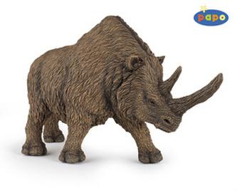 Pravěký nosorožec Wollnashorn