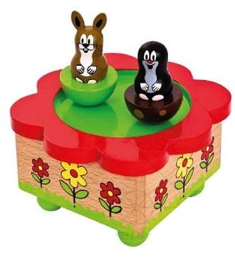 Krtek - Hrací skříňka