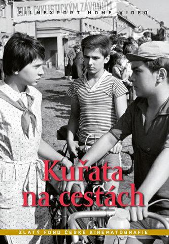 Kuřata na cestách - DVD - Vorlíček Václav