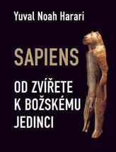 Sapiens - Dějiny lidstva od zvířat k bohům