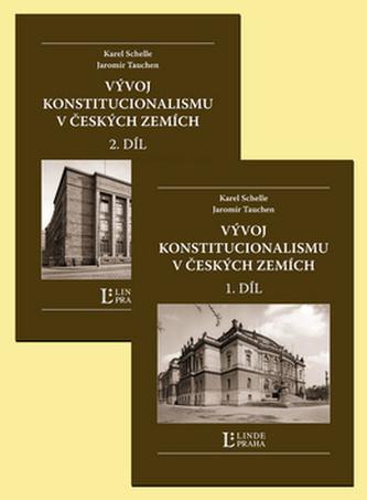 Vývoj konstitucionalismu v Českých zemích
