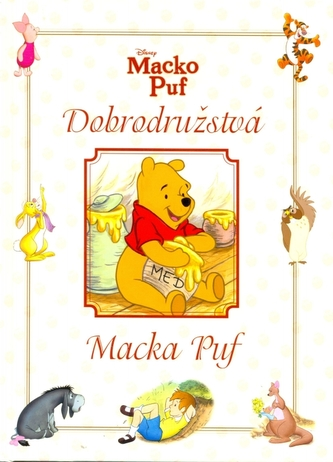 Macko Puf Dobrodružstvá Macka Puf