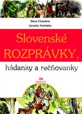 Slovenské rozprávky, hádanky a rečňovanky