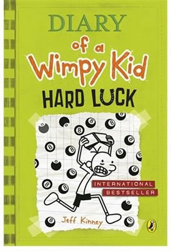 Diary of a Wimpy Kid: Hard Luck (anglicky)
