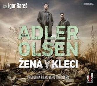 Žena v kleci - CDmp3 - Jussi Adler-Olsen