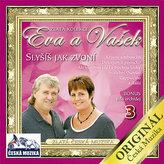 Eva a Vašek - 3 - Slyšíš jak zvoní - 1 CD