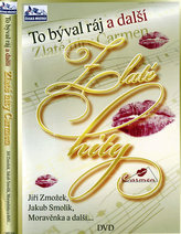 Zlaté hity Carmen - DVD