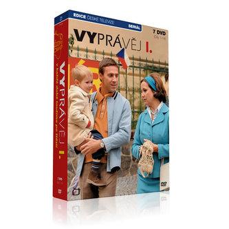 Vyprávěj - 13 DVD + 1 CD - neuveden