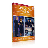 Síň Slávy - Televarieté (Bohdalová, Dvořák) - 2 DVD