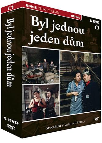 Byl jednou jeden dům - 5 DVD