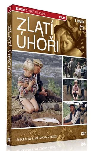 Zlatí úhoři - 1 DVD