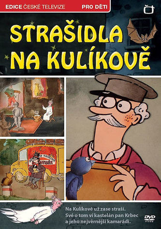 Strašidla na Kulíkově - 2 DVD